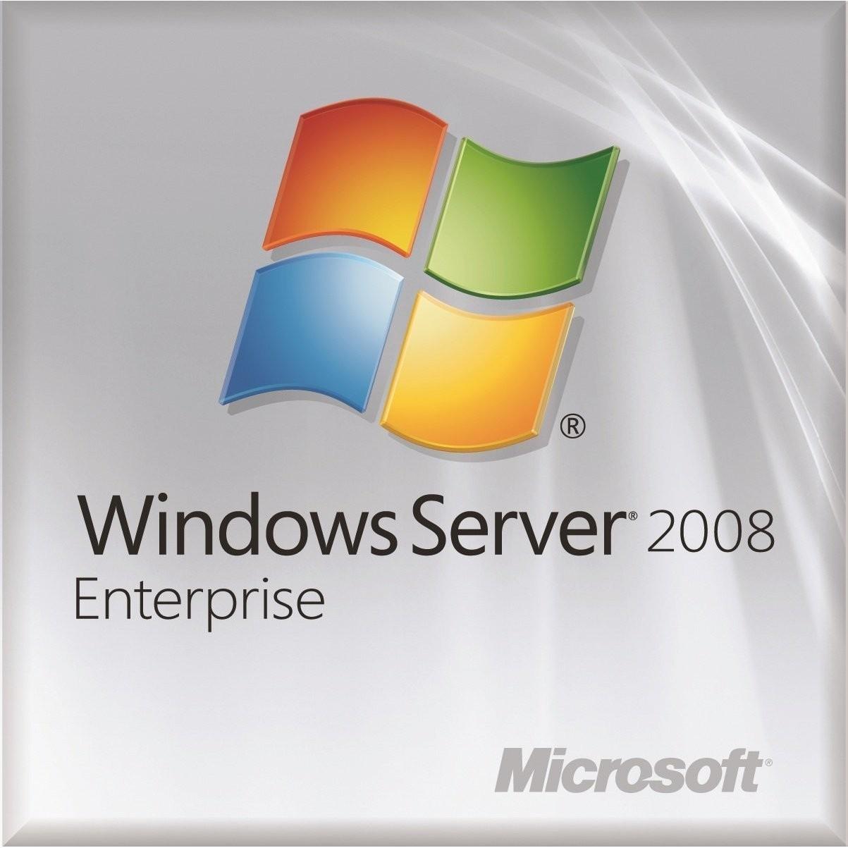 Koniec podpory windows Server 2008 Enterpise